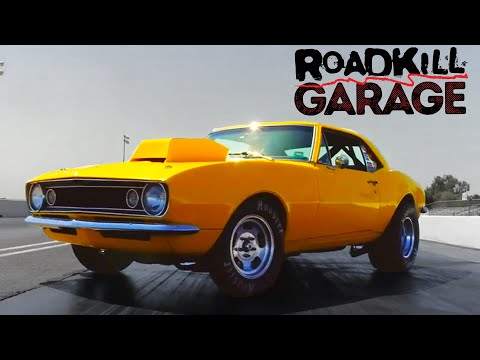 Engine Rebuild for 1967 Crusher Camaro! | Roadkill Garage | MotorTrend