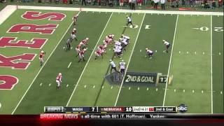 Chris Polk vs Nebraska (2011)