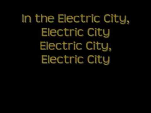 Electric City Black Eyed Peas + Lyrics