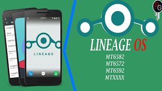 LINEAGE OS 13.0 [6.0.1] [MT6572]