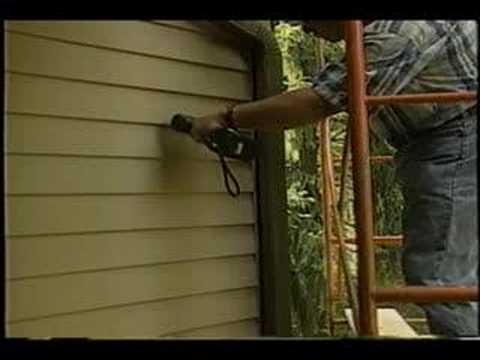 How to Repair a Downspout