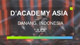 Video Danang,Indonesia - Judi (Konser Kemenangan D'Academy Asia) MP3, 3GP, MP4, WEBM, AVI, FLV November 2018
