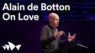 Video Alain de Botton: On Love   Sydney Opera House MP3, 3GP, MP4, WEBM, AVI, FLV September 2019
