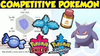 How Getting Competitive Pokemon Will Work In Pokemon Sword and Shield! by Verlisify