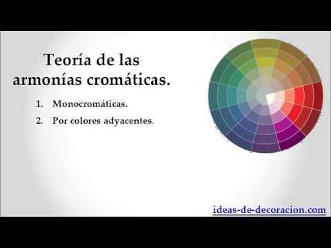 4 colores que combinan videos videos relacionados con for Combinar colores en paredes