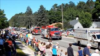 Iron Mountain (MI) United States  City new picture : Iron Mountain & Kingsford, MI - 4th of July Parade (Highlights)