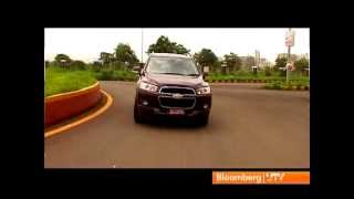 Chevrolet Captiva Facelift Video Review By Autocar India