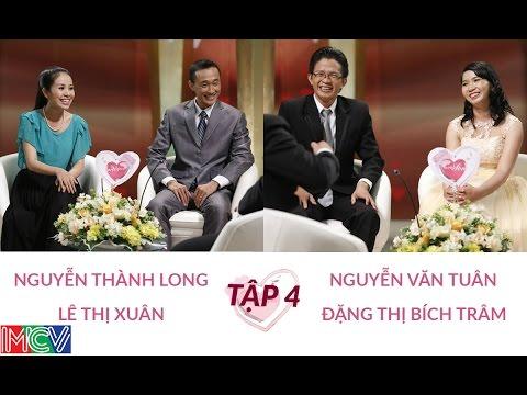Thành Long - Thị Xuân / Văn Tuân - Bích Trâm | Vợ Chồng Son | Tập 4 | 25-Jan-14