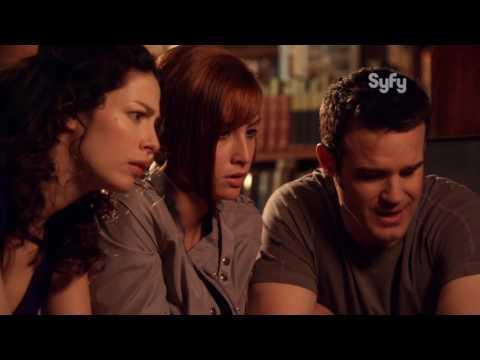 WAREHOUSE 13  Temporada 1 Episodio 12
