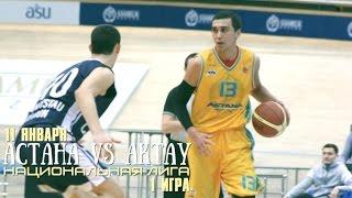 Обзор матча Национальная лига: «Астана» — «Каспий»