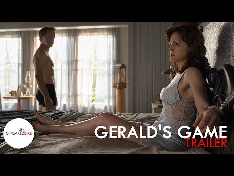 Gerald's Game (official trailer) / Horror Movie