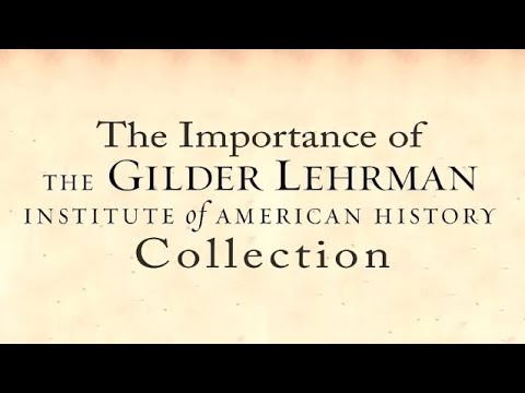 Carol Berkin, Presidential Professor of American History, CUNY: Teaching with The Gilder Lehrman Collection