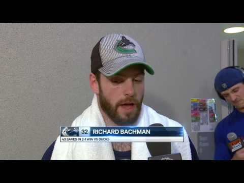 Video: Bachman: Never know when it's your last game, I cherish how special playing in the NHL is