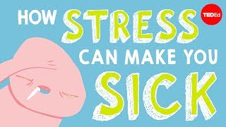 How stress affects your body – Sharon Horesh Bergquist
