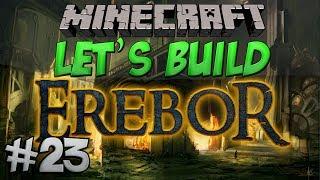 Minecraft Let's Build - Erebor - #23 - Throne Room