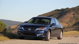 2013 2014 And 2015 Honda Accord EX Road Test And Drive Review