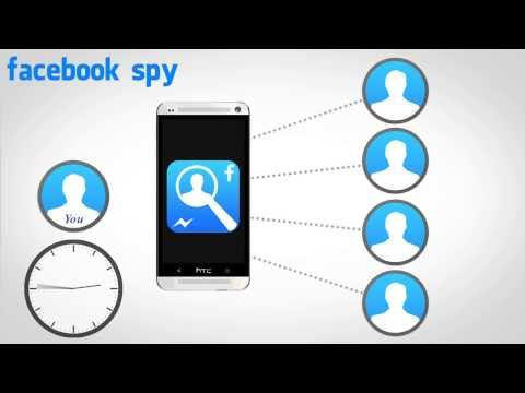 Video of Spy for Facebook