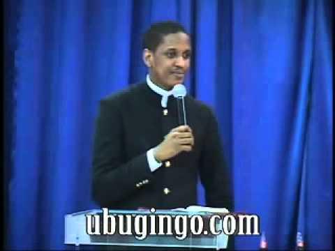 A cause de l'agneau  Prophete Joel Francis TATU   (WWW.UBUGINGO.COM)