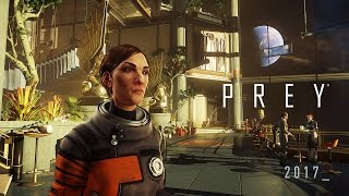New Prey Gameplay: Supernatural power and multi-tool demonstration