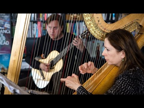 Jason Vieaux And Yolanda Kondonassis: NPR Music Tiny Desk Concert