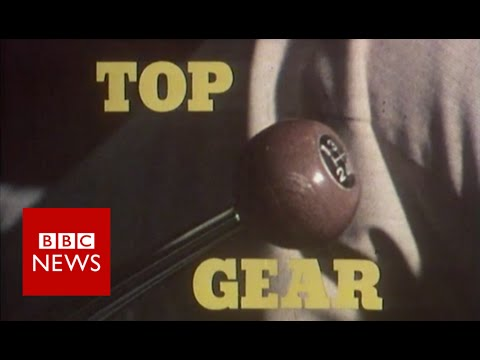 Top Gear: First episode (1977) - BBC News