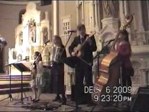 fleming troy sea of galilee - The Flemming Fold at the NP Christmas Concert. The group consists of husband and wife, Troy and Sandra, and their two daughters. The bassist is 6 yrs old and...