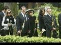funeral of Sir Roger Moore, James Bond actor, dies aged 89