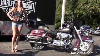9. Used 2006 Harley Davidson Electra Glide Classic Motorcycles for sale.