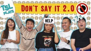Video TSL Plays: Don't Say It 2.0 MP3, 3GP, MP4, WEBM, AVI, FLV Juni 2019
