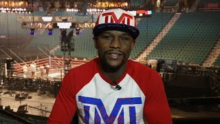 Don Riddell Sits Down With Floyd Mayweather