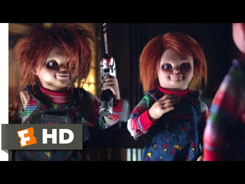Cult of Chucky (2017) - Welcome to the Cult Scene (7/10) | Movieclips