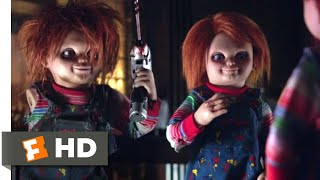 Nonton Cult of Chucky (2017) - Welcome to the Cult Scene (7/10) | Movieclips Film Subtitle Indonesia Streaming Movie Download