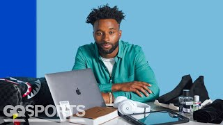 10 Things Jarvis Landry Can't Live Without   GQ