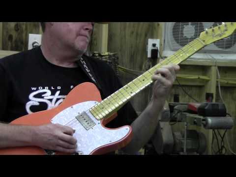 Knight Guitars - Robert Shafer 5