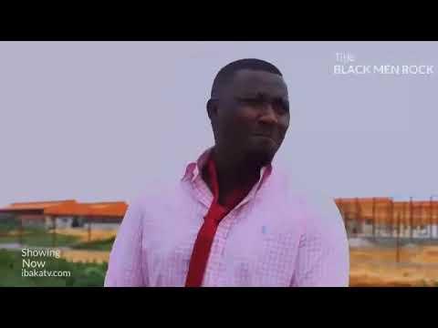 BLACK MEN ROCK BY NNEKA ADAMS