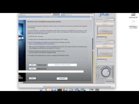 Installing and Authorizing Omnisphere on RECEPTOR