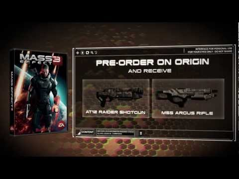 Pre-Order Bonus: AT12 Raider Shotgun Video