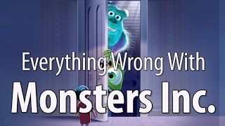 Video Everything Wrong With Monsters Inc. In 14 Minutes Or Less MP3, 3GP, MP4, WEBM, AVI, FLV Agustus 2018