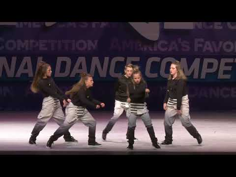 Best Hip Hop // THE CREW - PAGE & CO. DANCE CO. [Little Rock, AR]