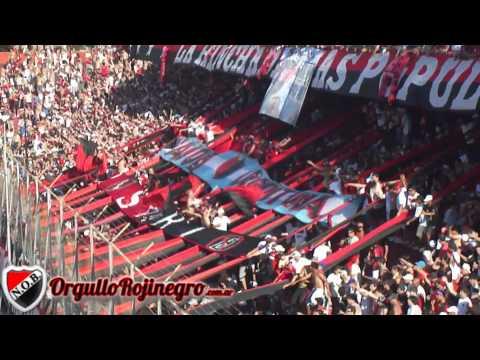 La hinchada más popular desde la visera (HD) - Newell's 0 - 1 Tigre - EN LAS MALAS MUCHO MÁS... - La Hinchada Más Popular - Newell's Old Boys