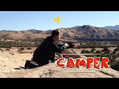 5Cjrp23lBSM - My friends and I really liked this video: http://youtu.be/5Cjrp23lBSM So we decided to do a live action remake. Filmed at Vasquez Rocks, Agua Dulce, CA (http...