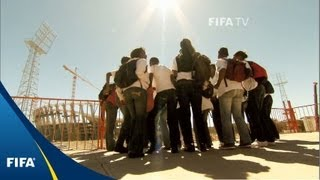 FIFA in Africa: South Africa gets ready
