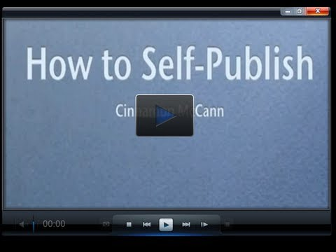 How to Self Publish