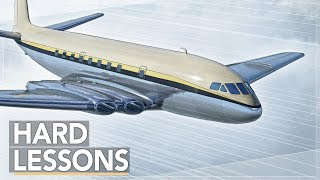 Video Why You Wouldn't Want to Fly The First Jet Airliner: De Havilland Comet Story MP3, 3GP, MP4, WEBM, AVI, FLV Agustus 2018