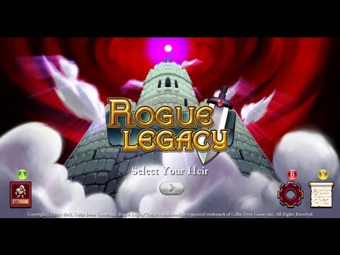 Rogue Legacy #0 Убить босса ВАНШОТОМ?Не проблема!