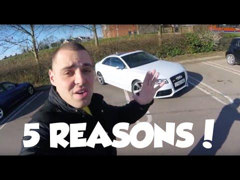 5 ragioni per comprare un'audi rs5