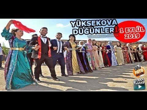 Yüksekova Düğünleri - (01 Eylül 2019)