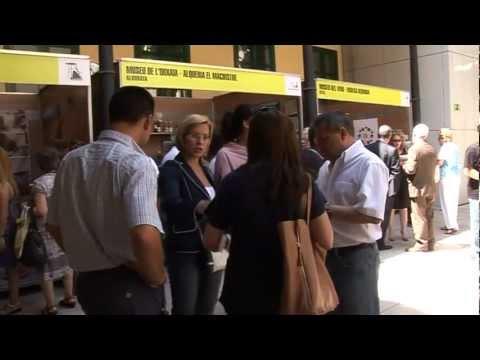 Mari Carmen Contelles - La Pobla de Vallbona a la Fira Etnopobles