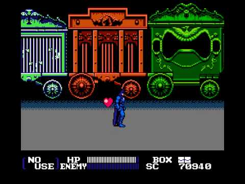 Batman Returns NES