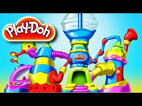 toys - 1 CLICK TO SUBSCRIBE➤: http://bit.ly/15B2qIz Hi SuperCool4KIDS :) On this new video you will learn how to play with Play doh plasticine also known as play dough modeling clay! We have...